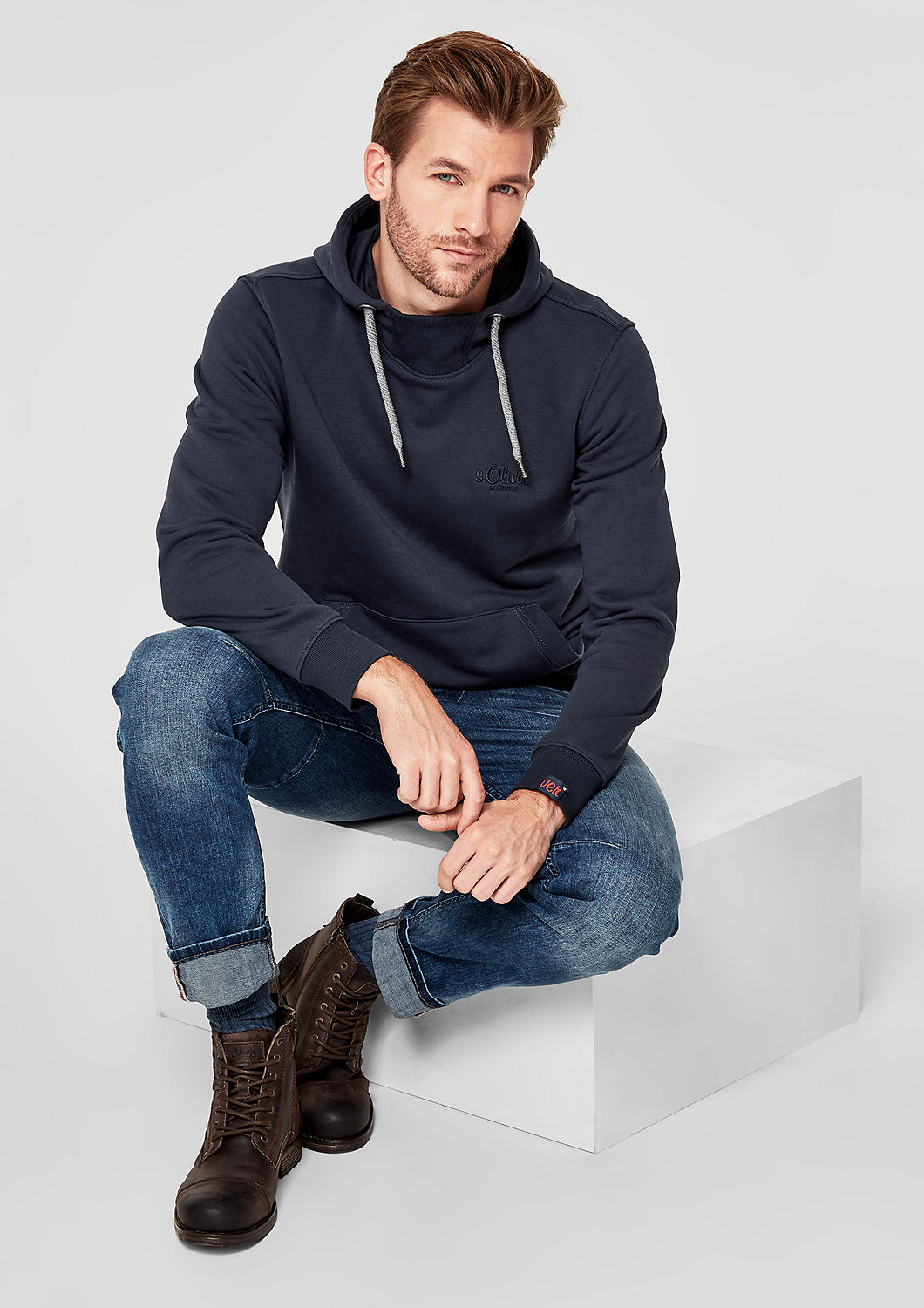 s.Oliver - s.Oliver AUTHENTIC Hoodie - 1