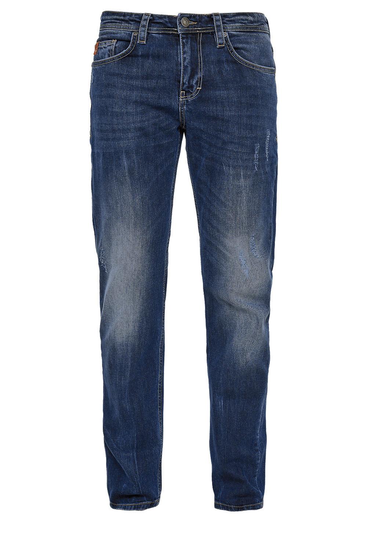 s.Oliver - Tubx Regular: Jeans mit Destroyes - 4