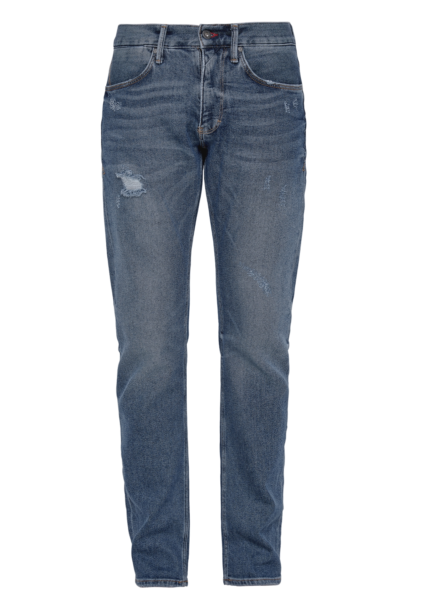 Jeans | Bekleidung > Jeans | Blau | Obermaterial 99% baumwolle -  1% elasthan| futter 67% polyester -  33% baumwolle | s.Oliver