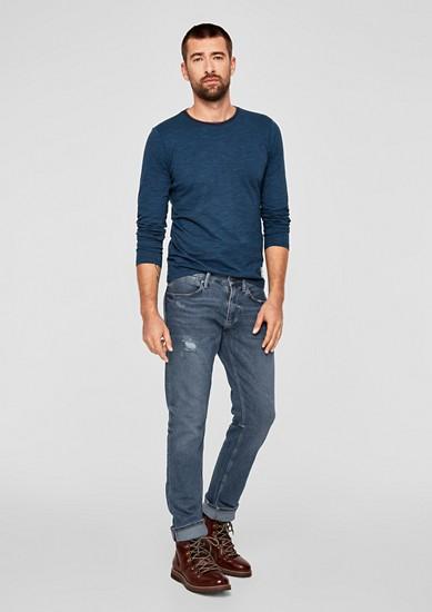 Close Slim: Used Jeans
