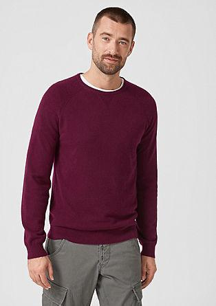 Hochwertiger Kaschmir-Pullover