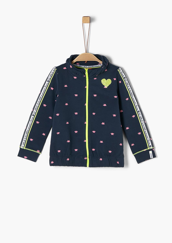 Jacke mit Kontrast Details kaufen | s.Oliver Shop