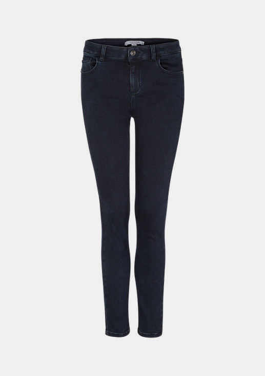 Slim Fit: Dunkle Slim Leg-Denim