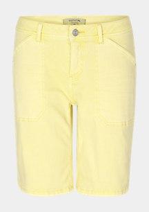 Regular Fit: Twill-Shorts
