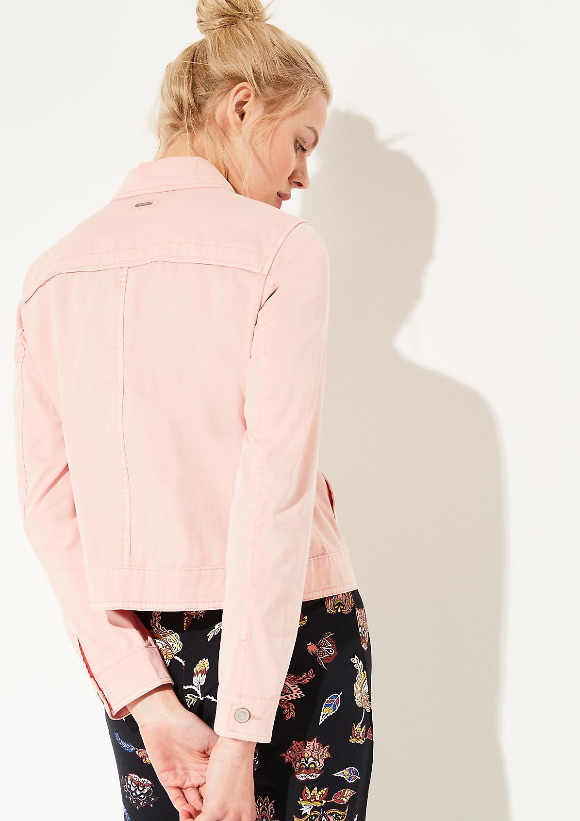 Jeansjacke in Boxy Shape