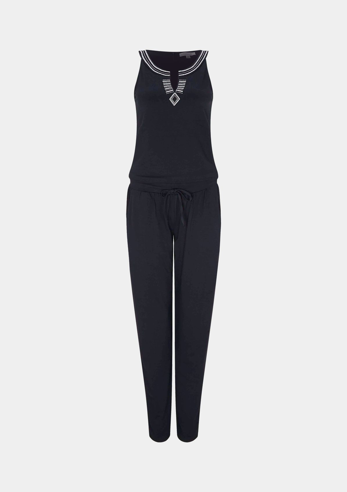 Jumpsuit mit Embroidery