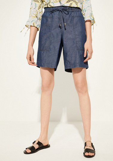 Regular Fit: Leichte Shorts