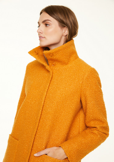 Coat from comma
