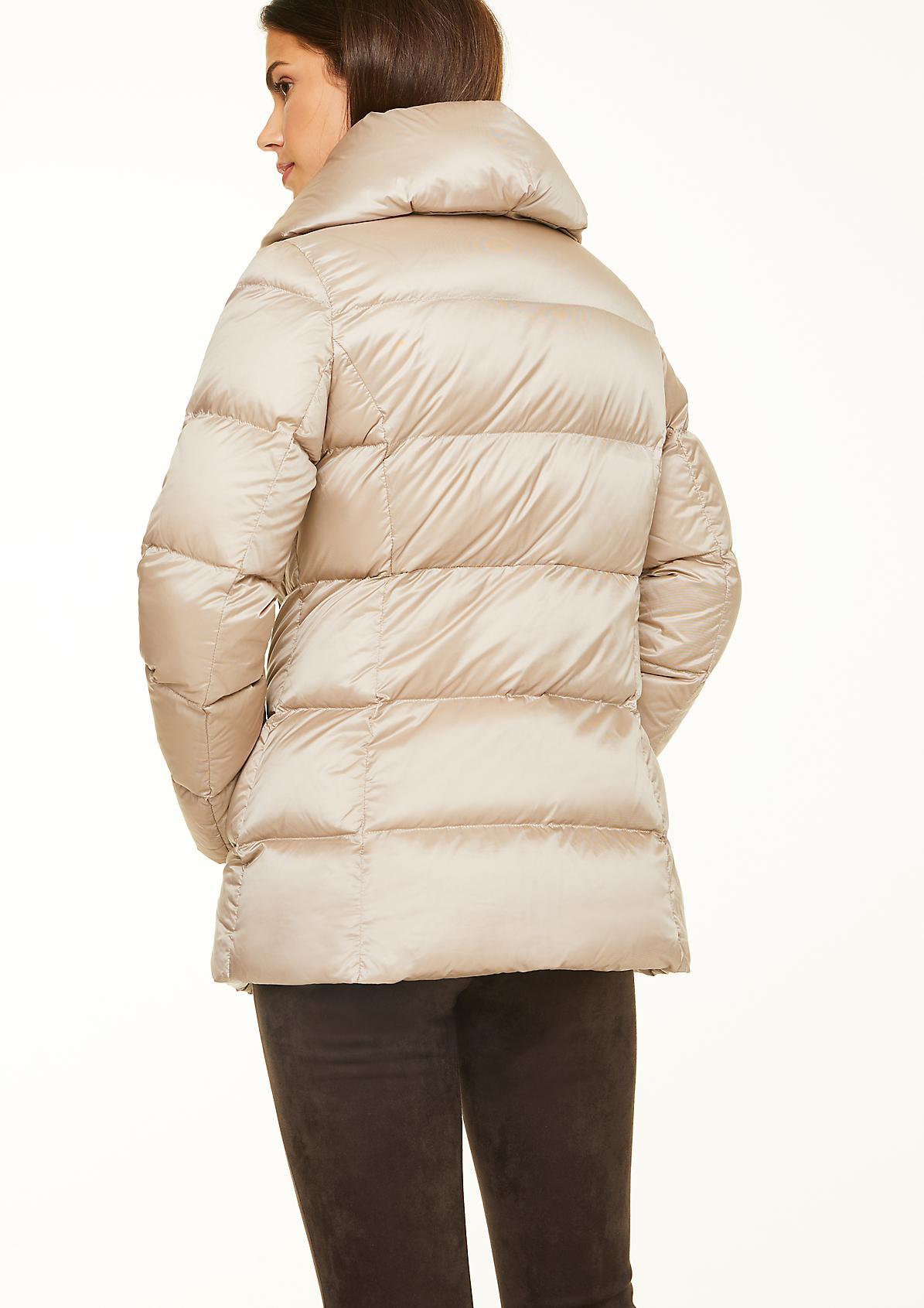 Puffer Jacket mit Steppung