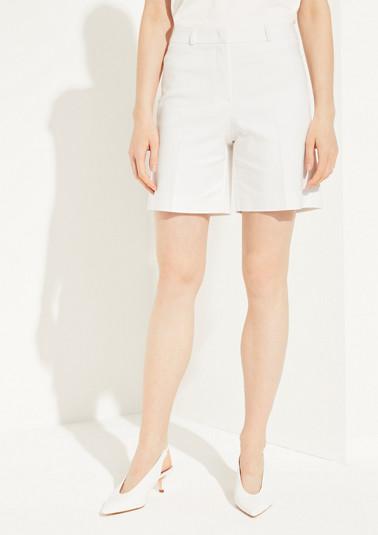 Regular Fit: Elegante Shorts