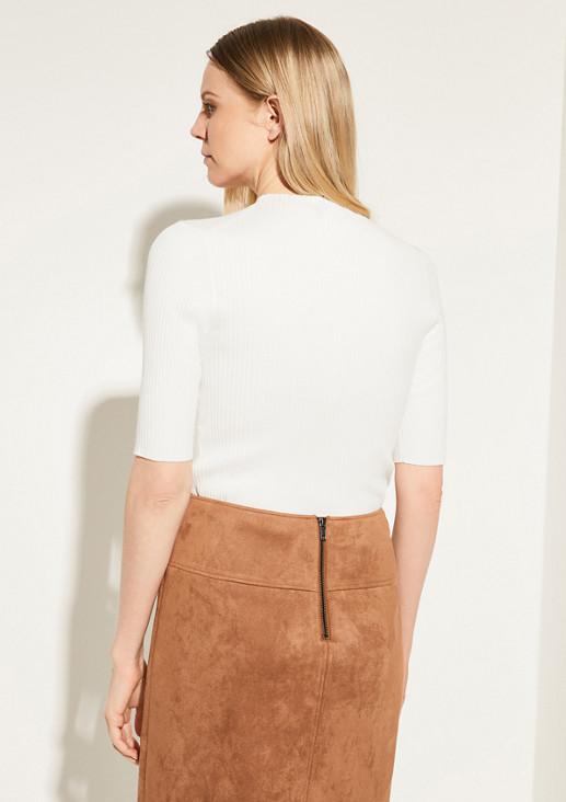 Pullover kurzarm