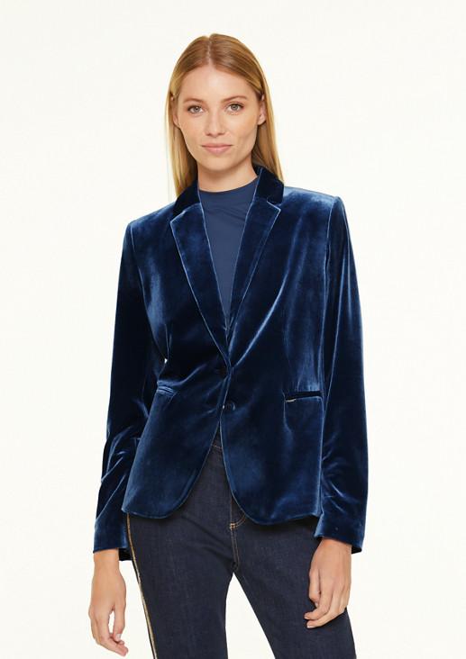 Eleganter Blazer aus Samt