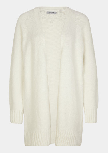 Cardigan mit Dropped Shoulders
