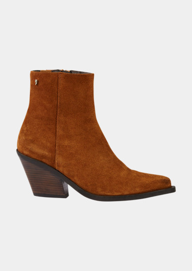 Suede boots from comma