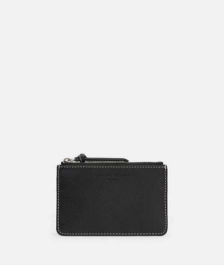 Mini wallet with stitching in a contrasting colour from liebeskind