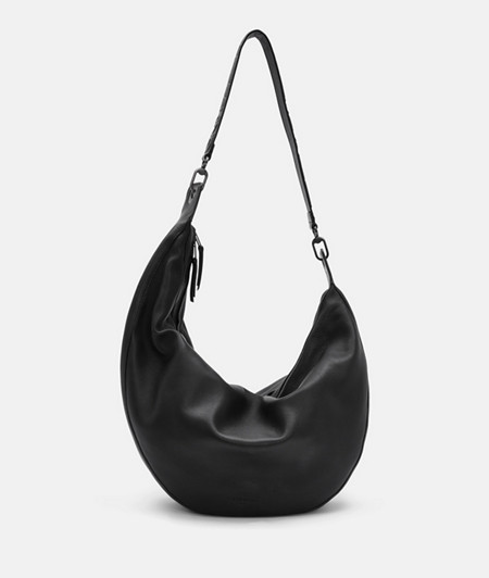 Large shoulder bag in an asymmetric shape from liebeskind