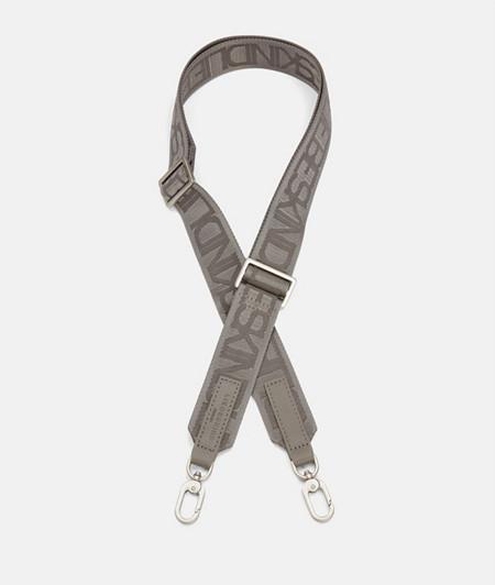 Schulterriemen für Taschen mit hochwertigem Jacquard Stoff