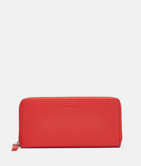 Large wallet with soft smooth leather from liebeskind