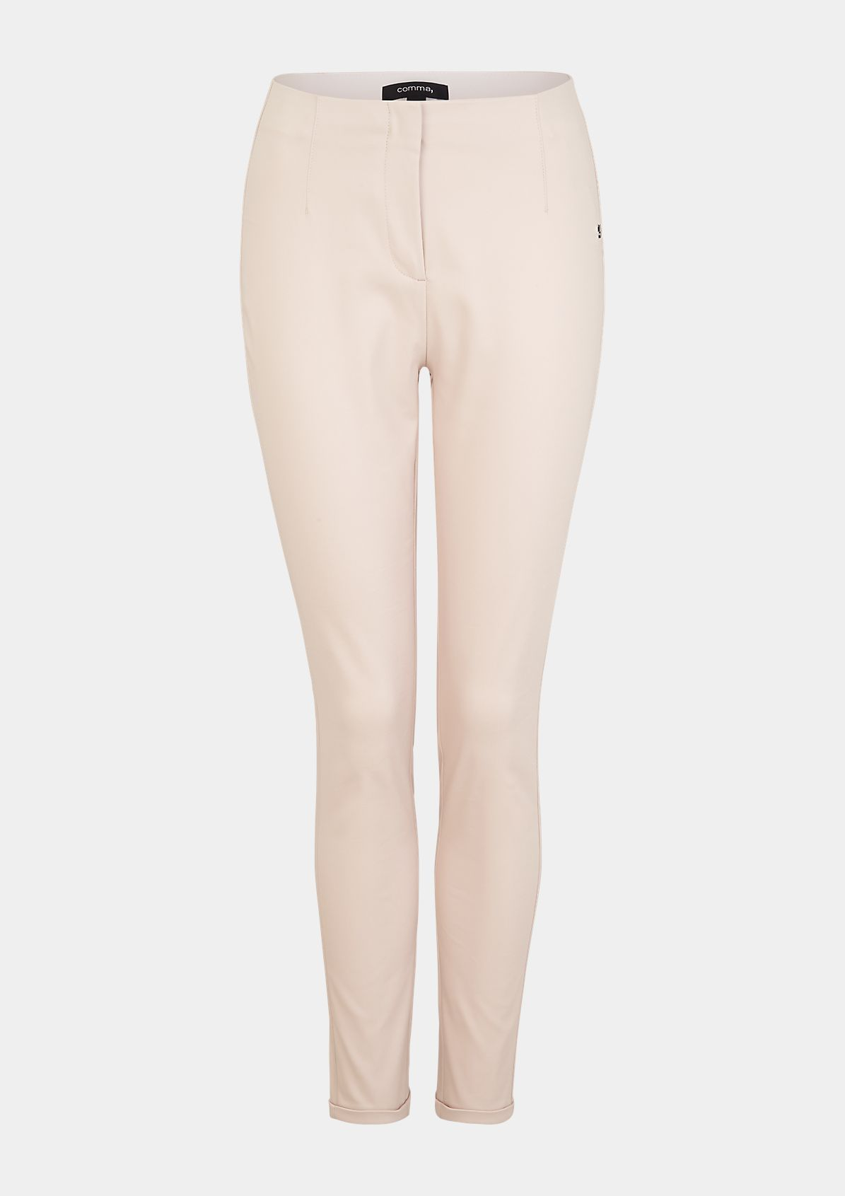 Slim fit: Stretch trousers from comma