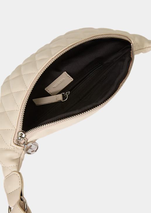 Belt Bag mit Steppmuster
