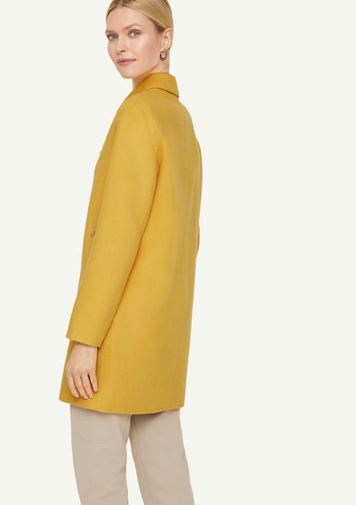 Mantel aus hochwertiger Wollmischung