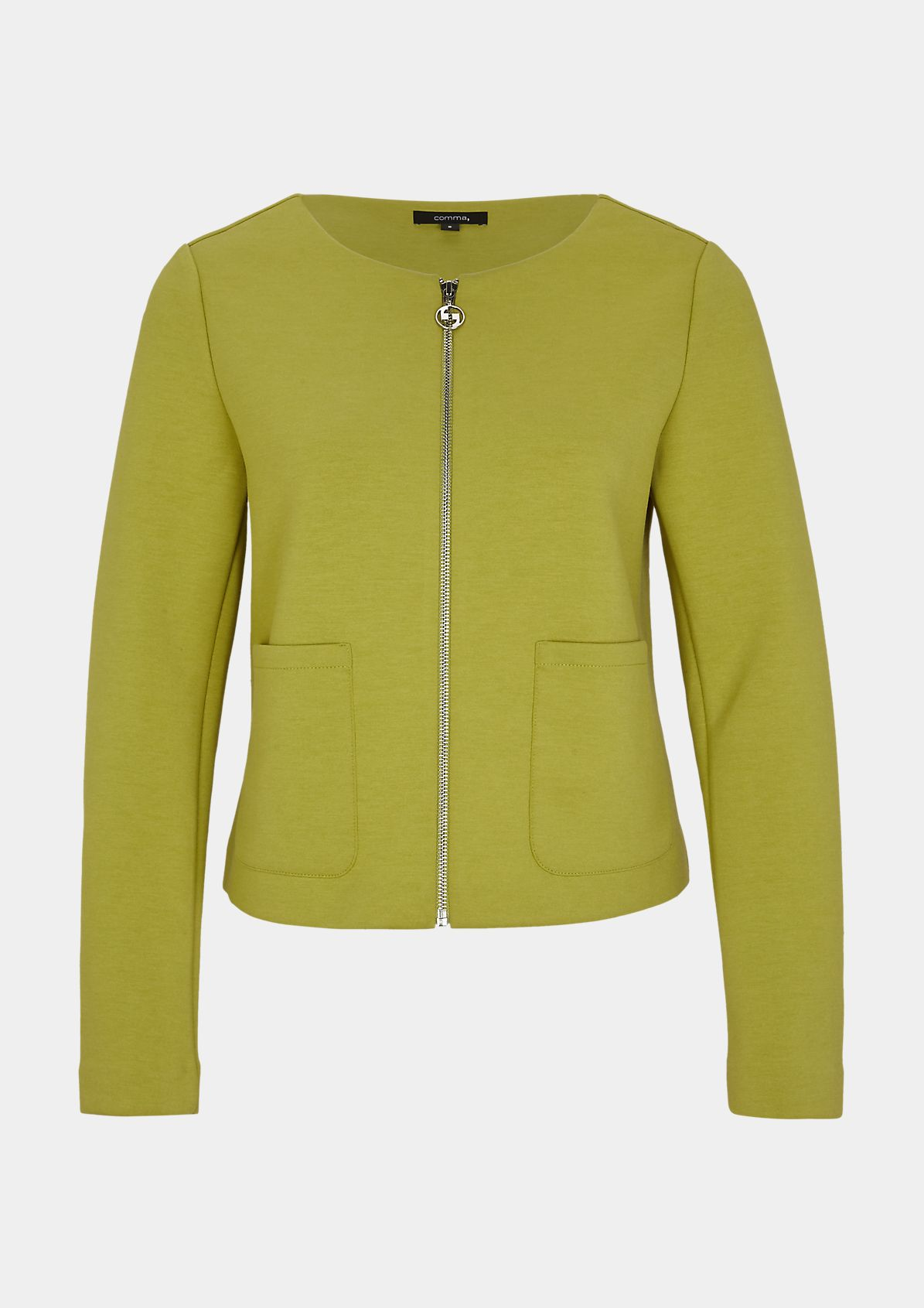 Elegant scuba-style jacket from comma