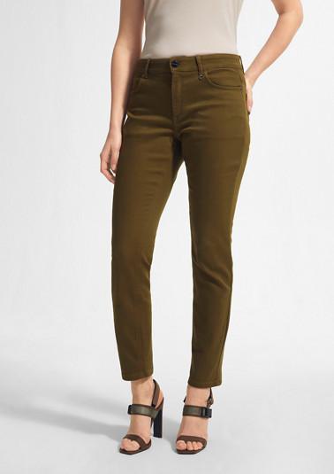 Skinny Fit: Slim leg-Jeans