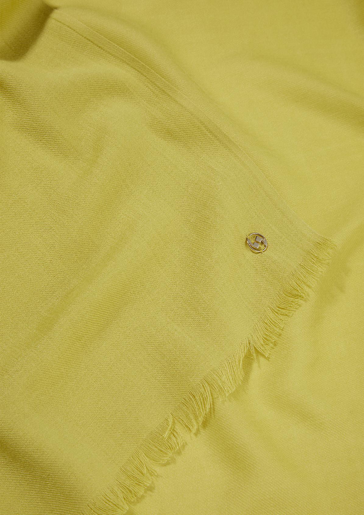 Tuch in Unicolor
