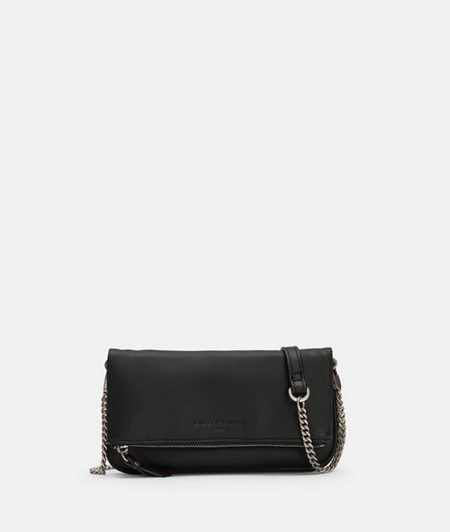 Leather mini clutch from liebeskind