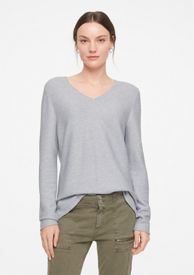 Pullover from comma