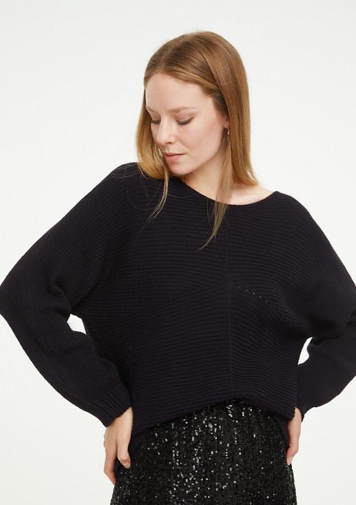 Pullover im Oversized Look