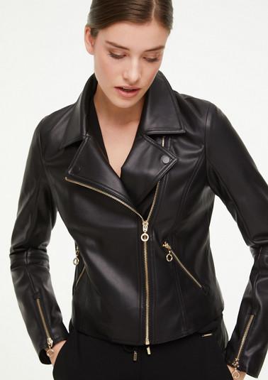 Classic biker jacket from comma