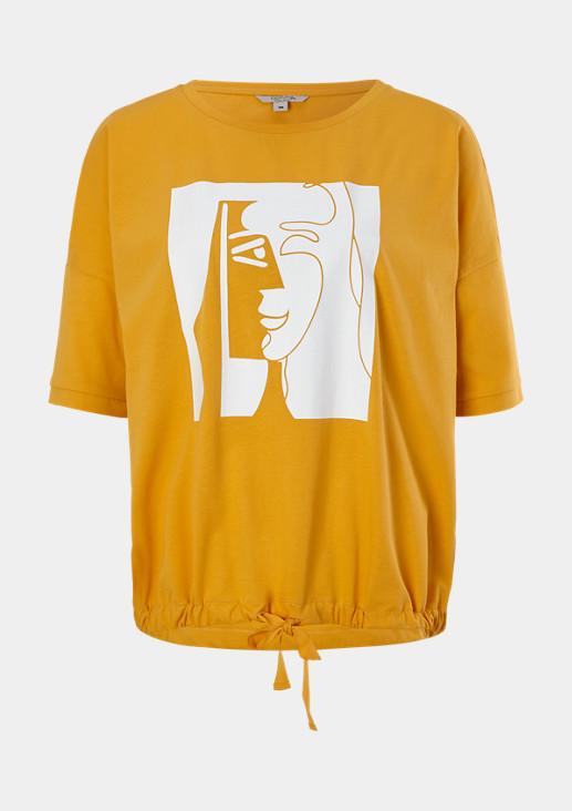 Oversize-Shirt mit Grafikprint