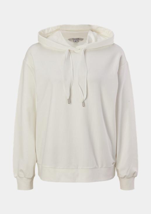Leichtes Sweatshirt mit Kapuze