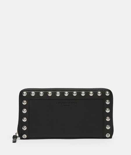 Large wallet with studs from liebeskind