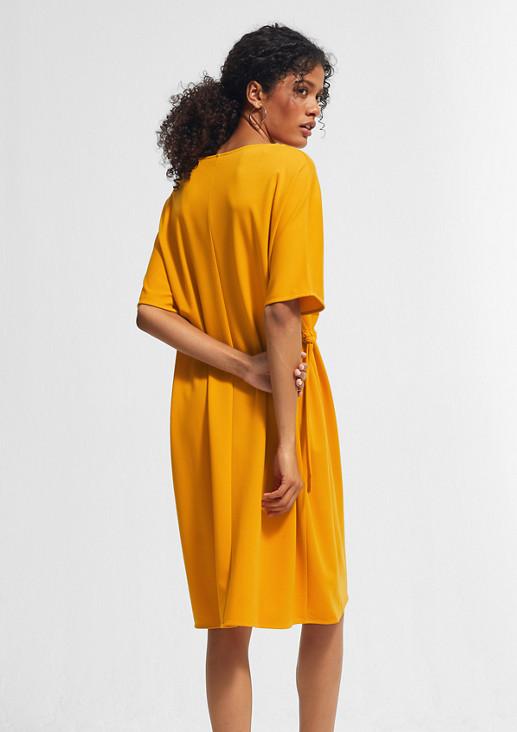 Jerseykleid im Tunika-Stil
