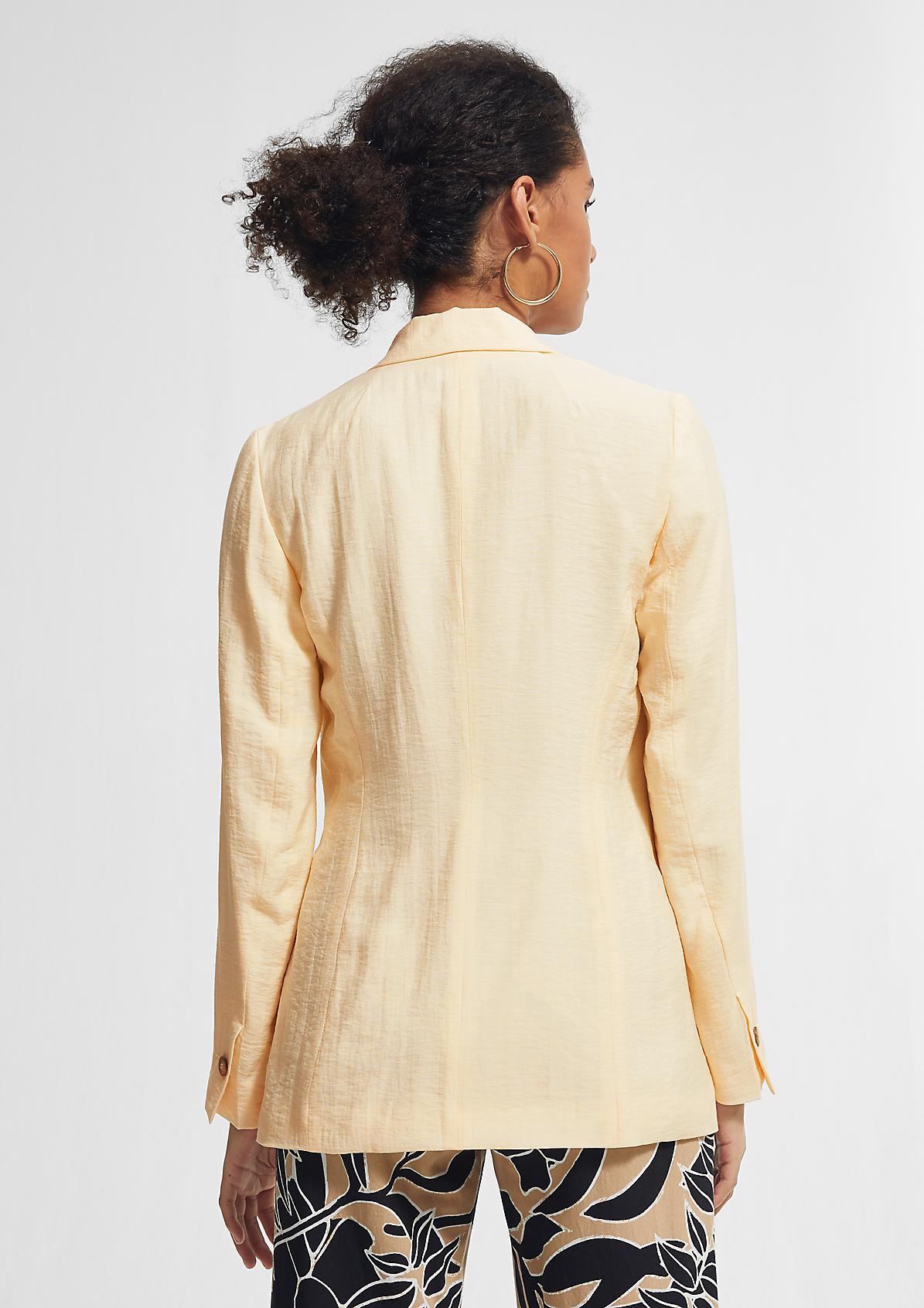 Blazer in Long-Shape