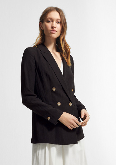 Blazer in Long-Shape