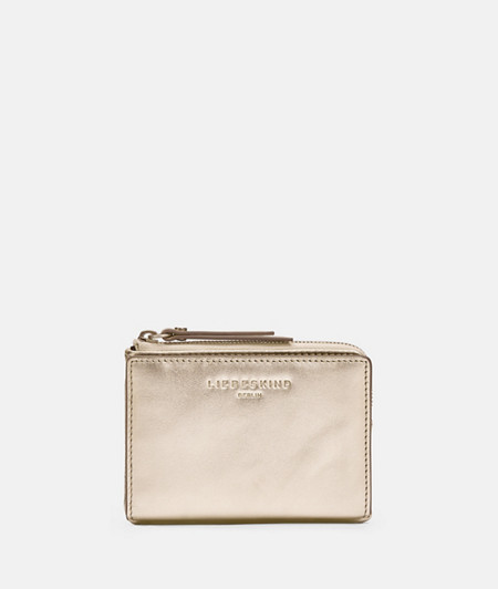 Small metallic purse from liebeskind