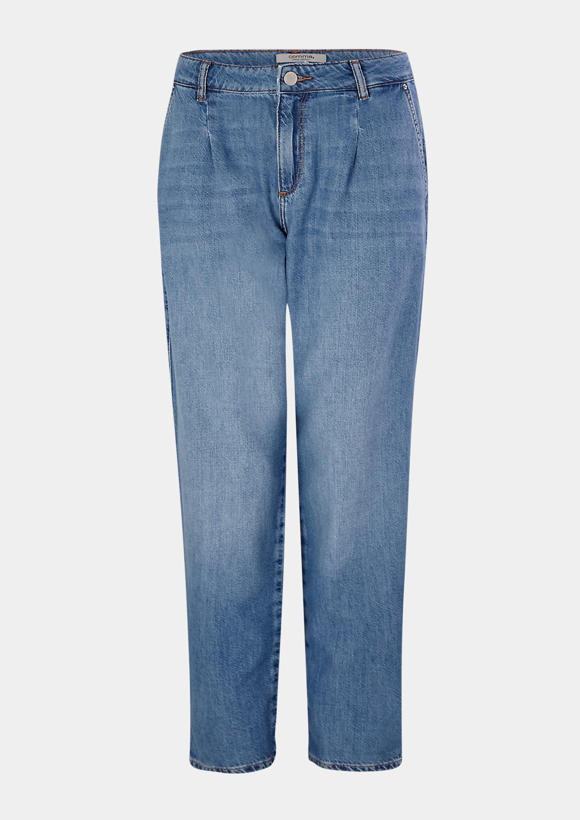 Jeans aus leichtem Lyocell-Denim