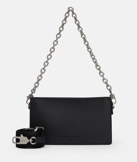 Handbag with a chain in DIN format from liebeskind