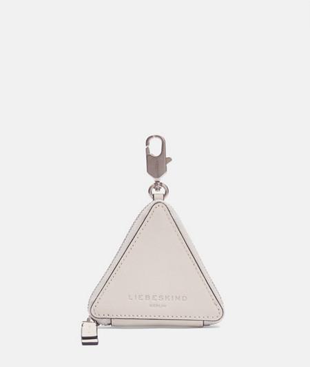 Leder Etui im Triangle-Format