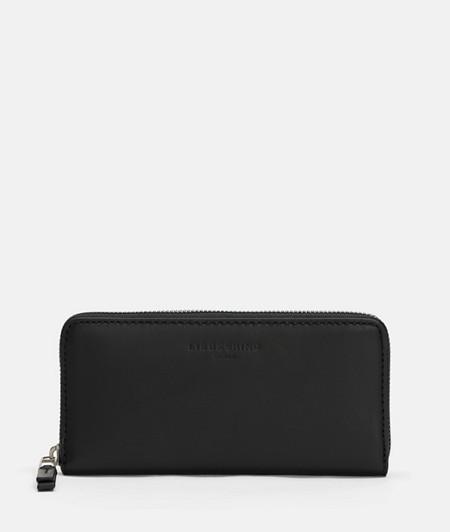 große Brieftasche aus Leder