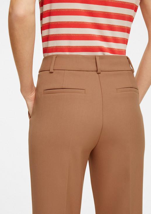 Regular Fit: Straight leg-Hose