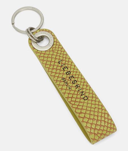 Porte-clés en daim de liebeskind