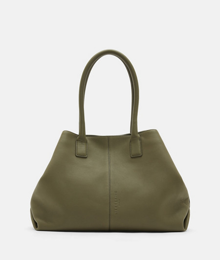 Classic leather shopper from liebeskind