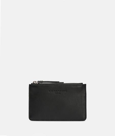 Simple Geldbörse aus Leder