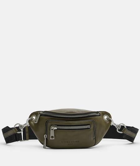 Lässige Beltbag aus weichem Leder