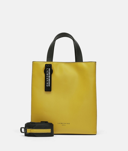 Leather handbag in a DIN format from liebeskind