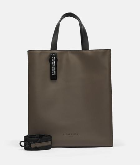 Leather Paper Bag handbag from liebeskind